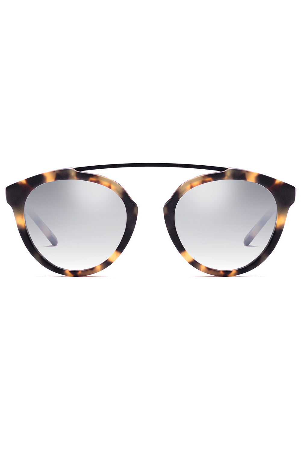 Flower 32 Sunglasses in Matte Sand Tortoise Acetate