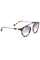 Flower 32 Sunglasses in Matte Sand Tortoise Acetate thumbnail