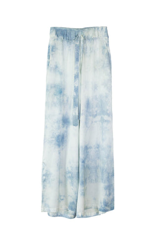 Frida Wide Leg Pant in Cyclone