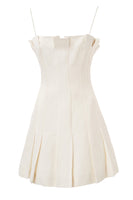 Joy Dress in White thumbnail