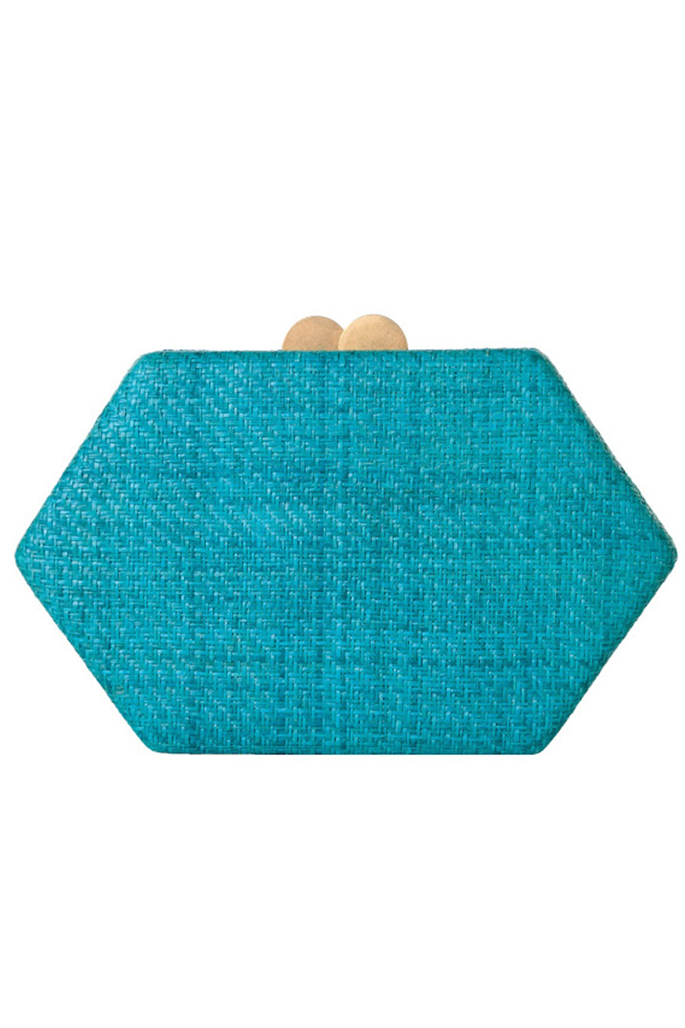 Arianne Clutch in Green