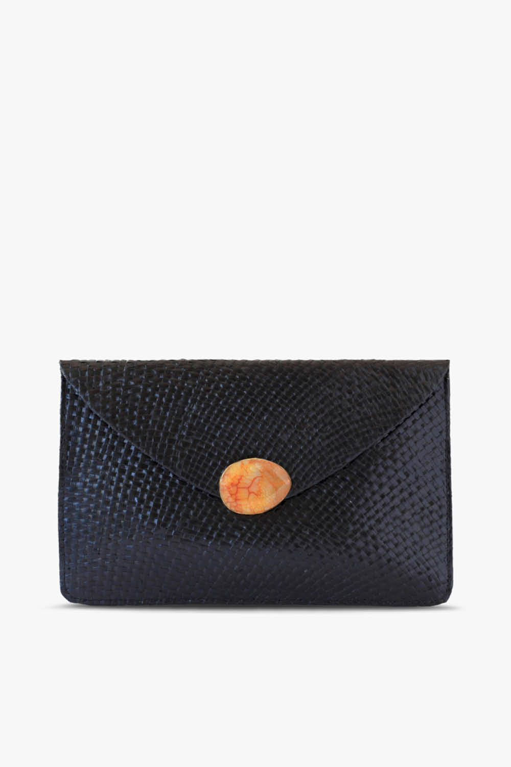 Capri Clutch in Black