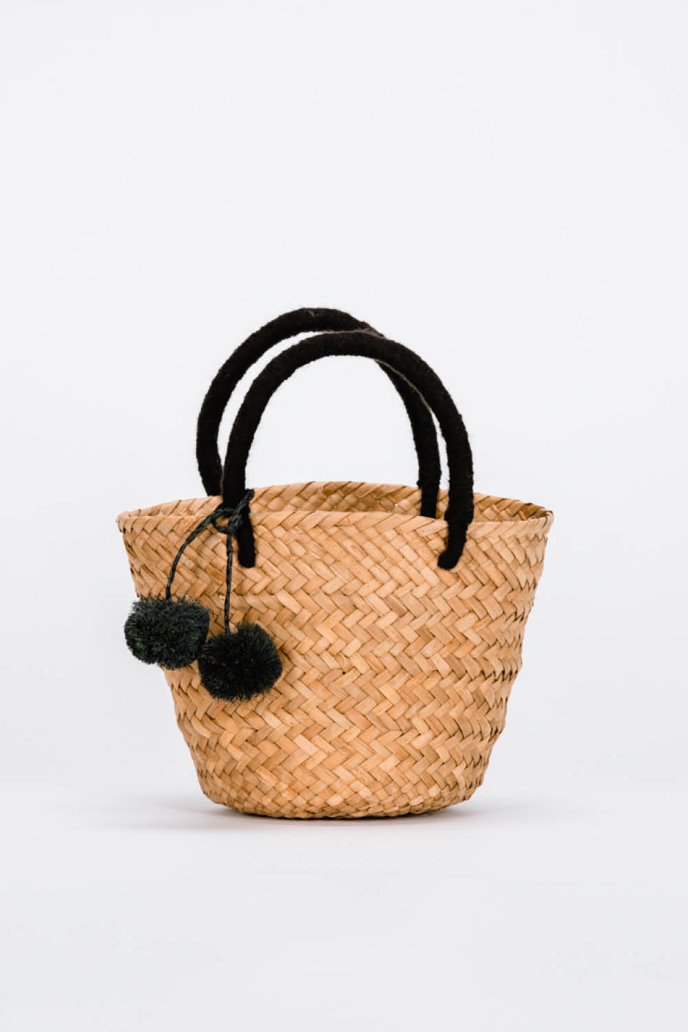 Mini St Tropez Bag in Black