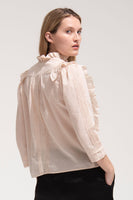 Linde Blouse in Birch thumbnail