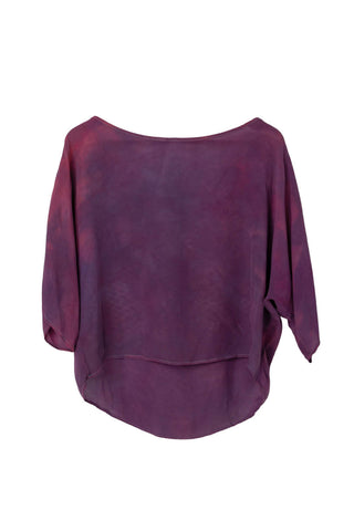 Lana Top in Magenta Haze
