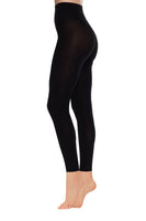 Lia Premium Leggings in Black thumbnail