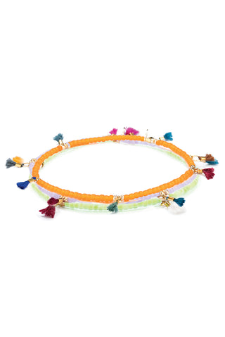Lilu Capri Bracelet Set in Multi