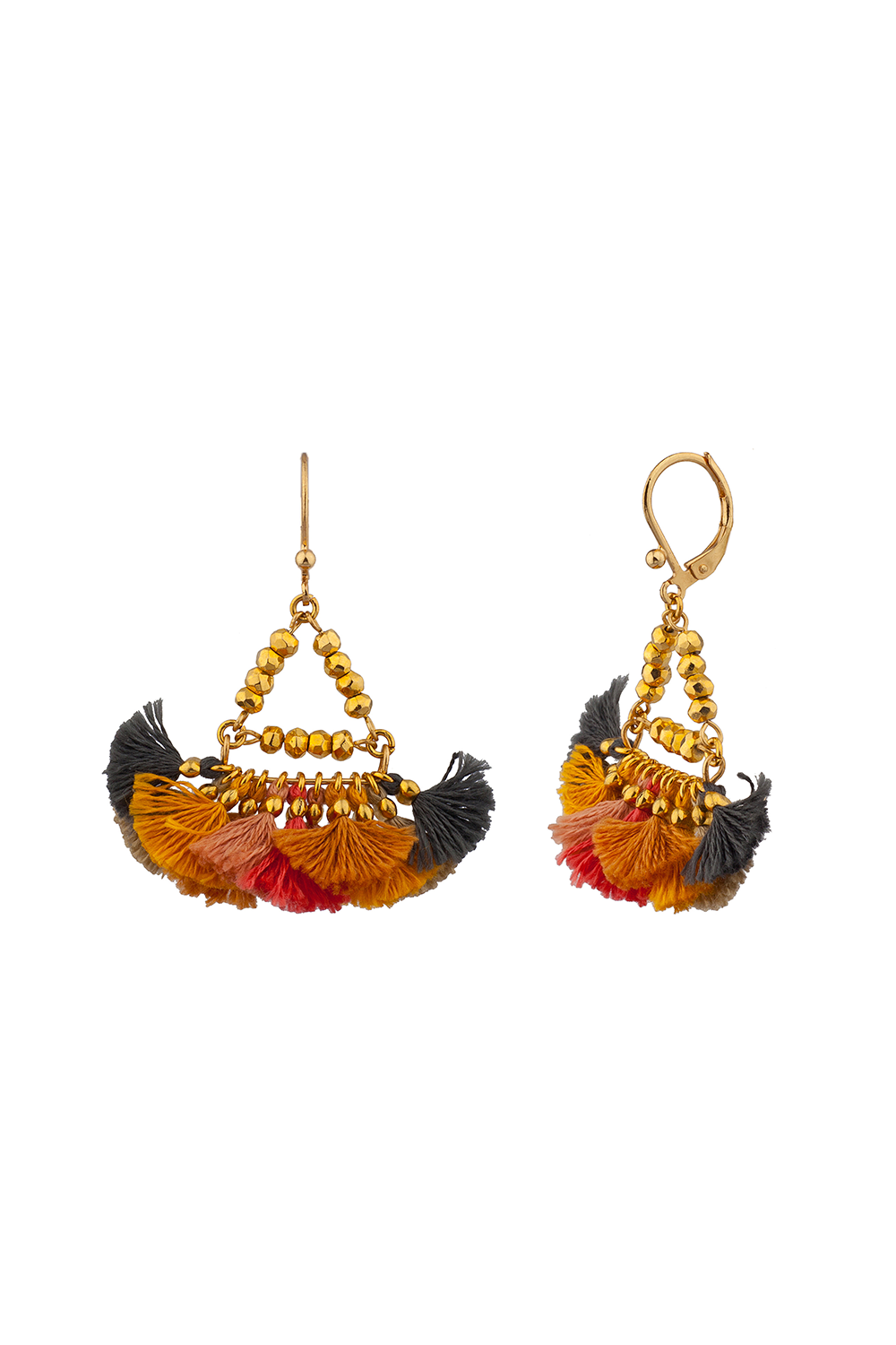 Lilu Earrings in Harvest