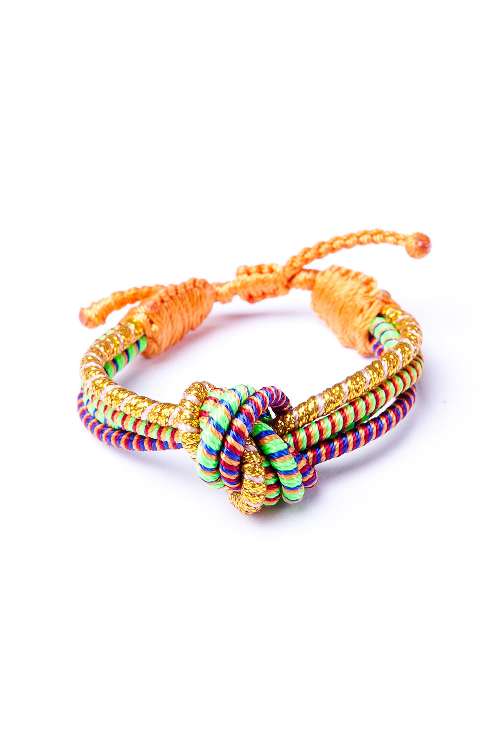 Love Knot Bracelet in Multi