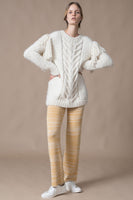 Mali Sweater in Ivory thumbnail
