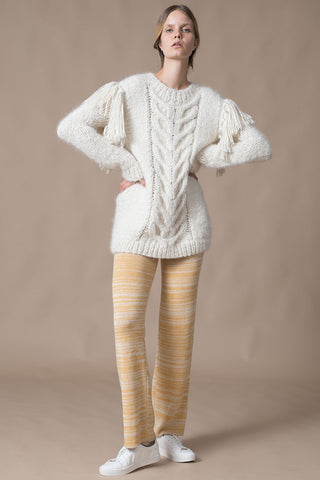 Mali Sweater in Ivory