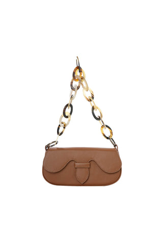 Alicia Mini Bag in Antique Tan