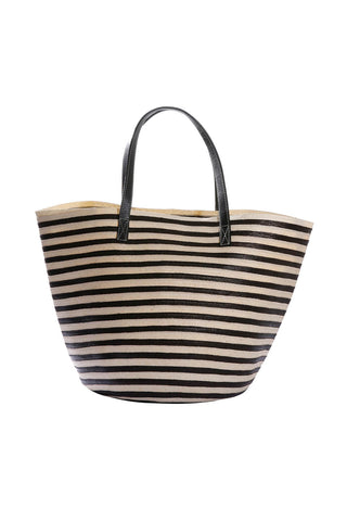 Marcial Tote in Black