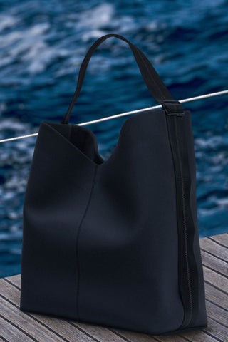 The Yulex Mega Tote Bag Black