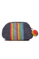 Mille Clutch in Navy thumbnail