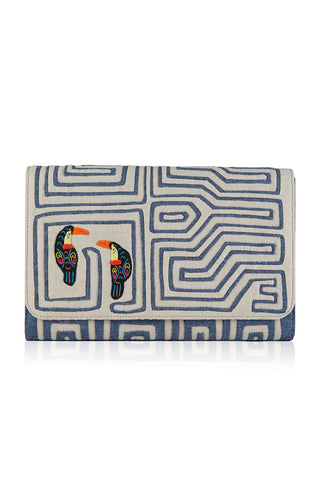 Animalia Medium Clutch