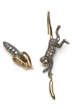 Monkey & Banana Stud Earrings thumbnail
