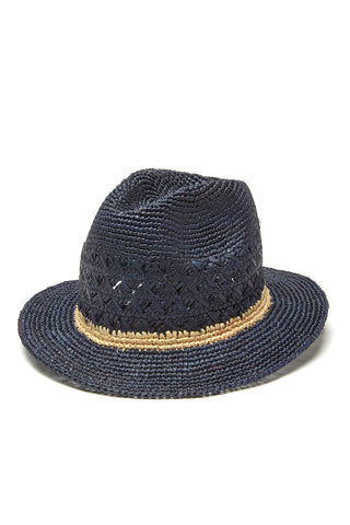 Avery Hat in Navy