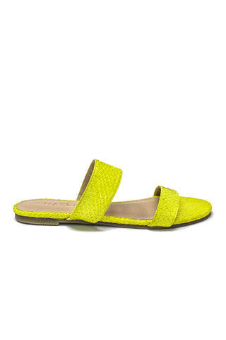 Jules Fishscale in Lime