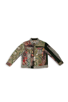 Flame Patchwork Jacket thumbnail
