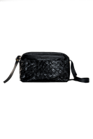 Pirarucu Crossbody Bag in Black thumbnail