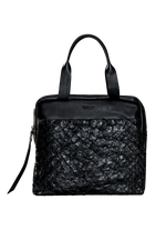 Pirarucu Medium Bag in Black thumbnail