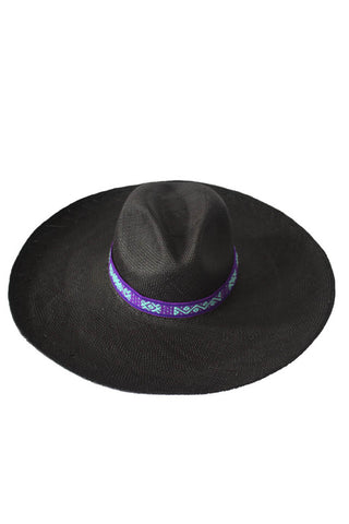 Putumayo Hat in Purple