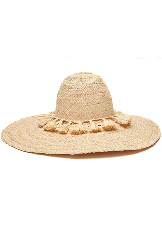 Paloma Hat in Natural