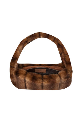 Pampas Faux Fur Coat Bag