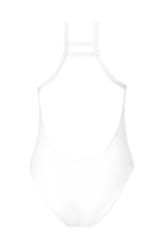 Textured White Reversible Classic One-Piece thumbnail