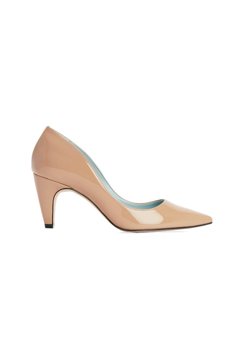 Eliza in Nude Patent-Effect