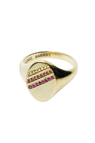 Class Signet Ring