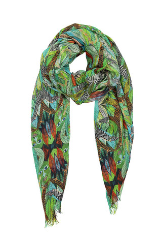 Adam and Eve Cashmere Blend Scarf