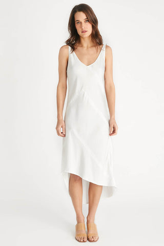 Shanti Slip Dress in Natural