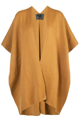 Short Duster Merino in Gold