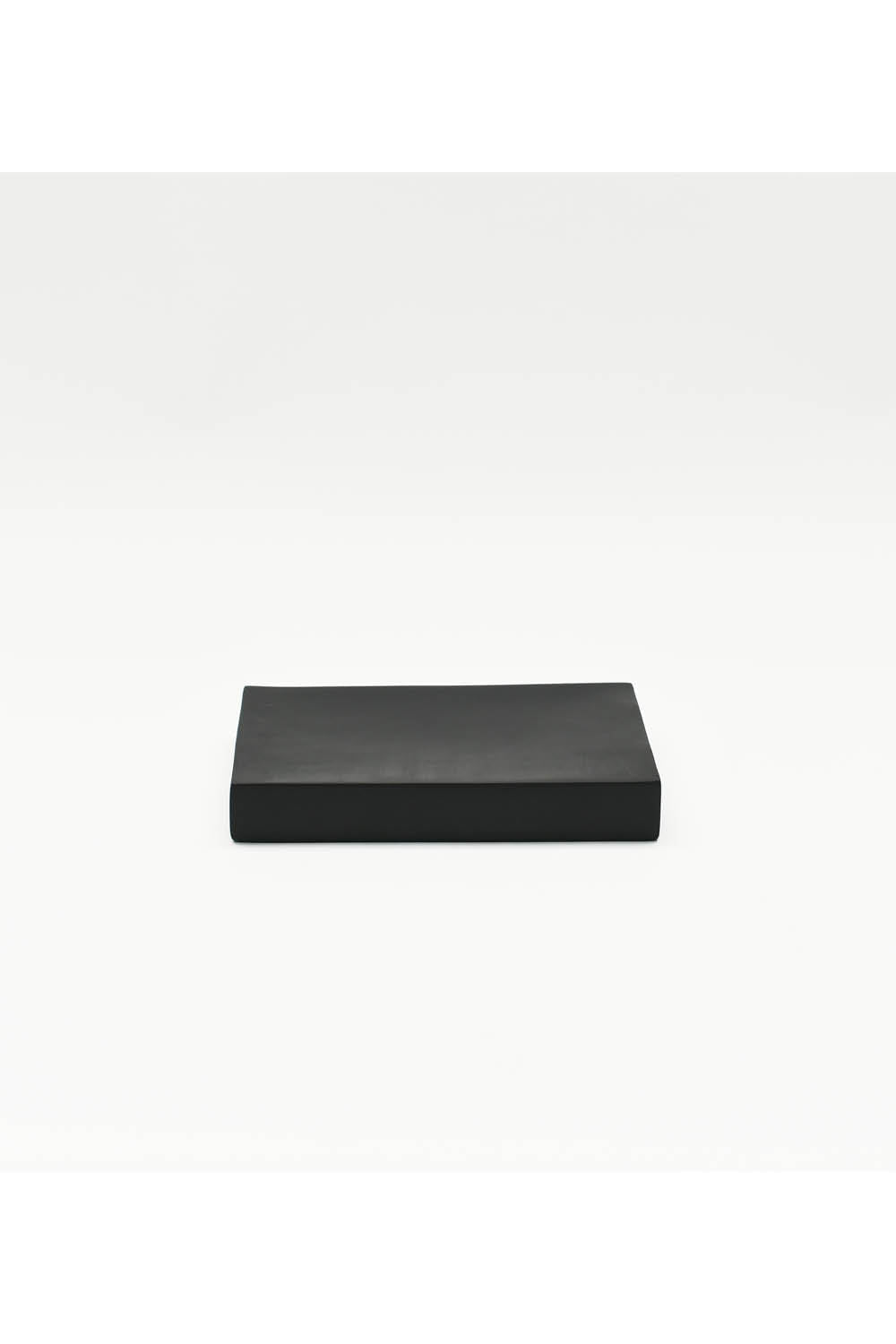 A5 Paper Size Platter in Black