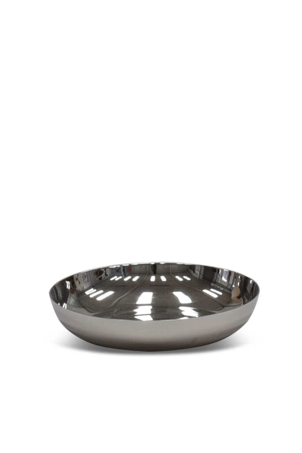Stainless Steel Bread Plate
