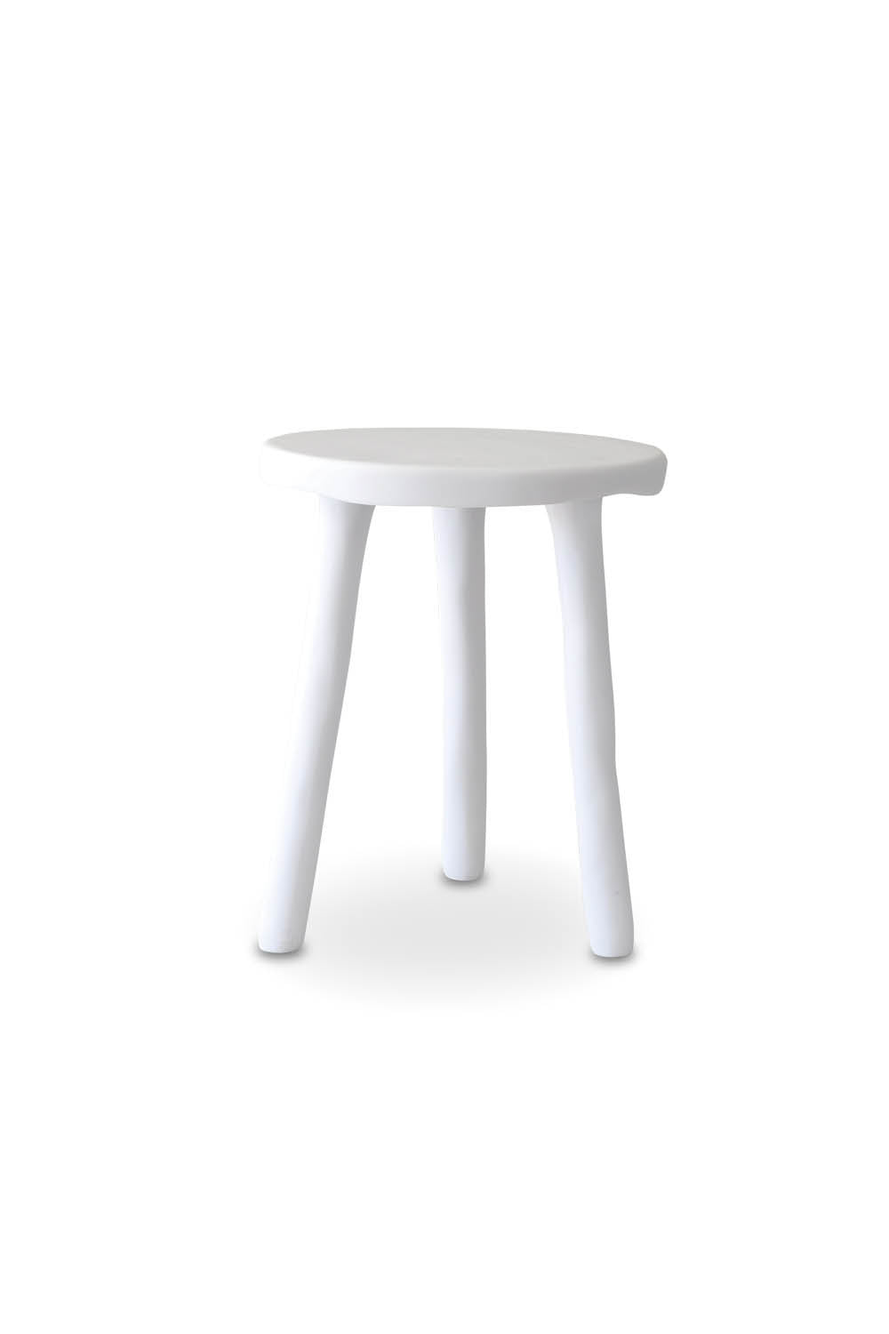Side Table in Grey