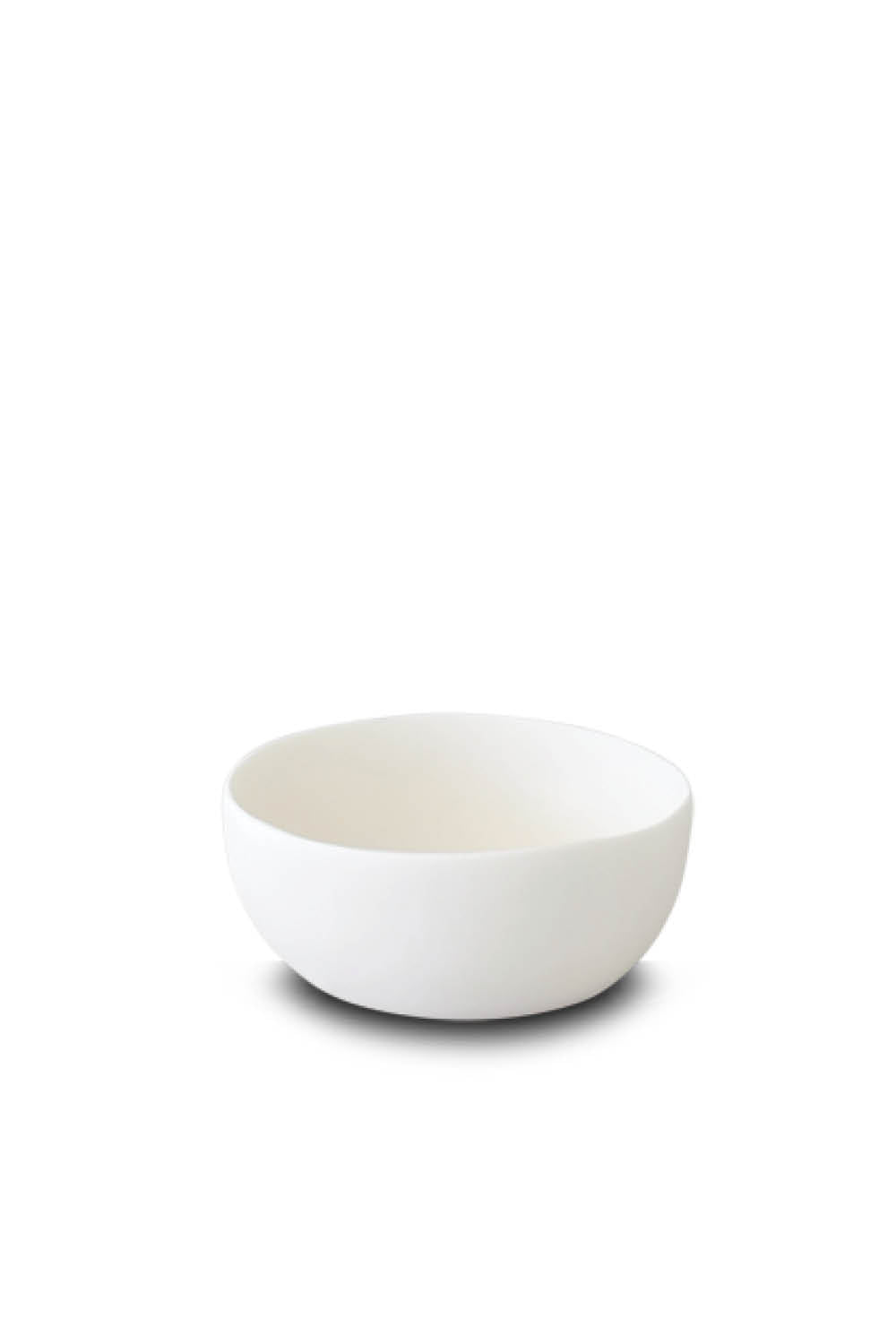 Wide Cereal Bowl - White