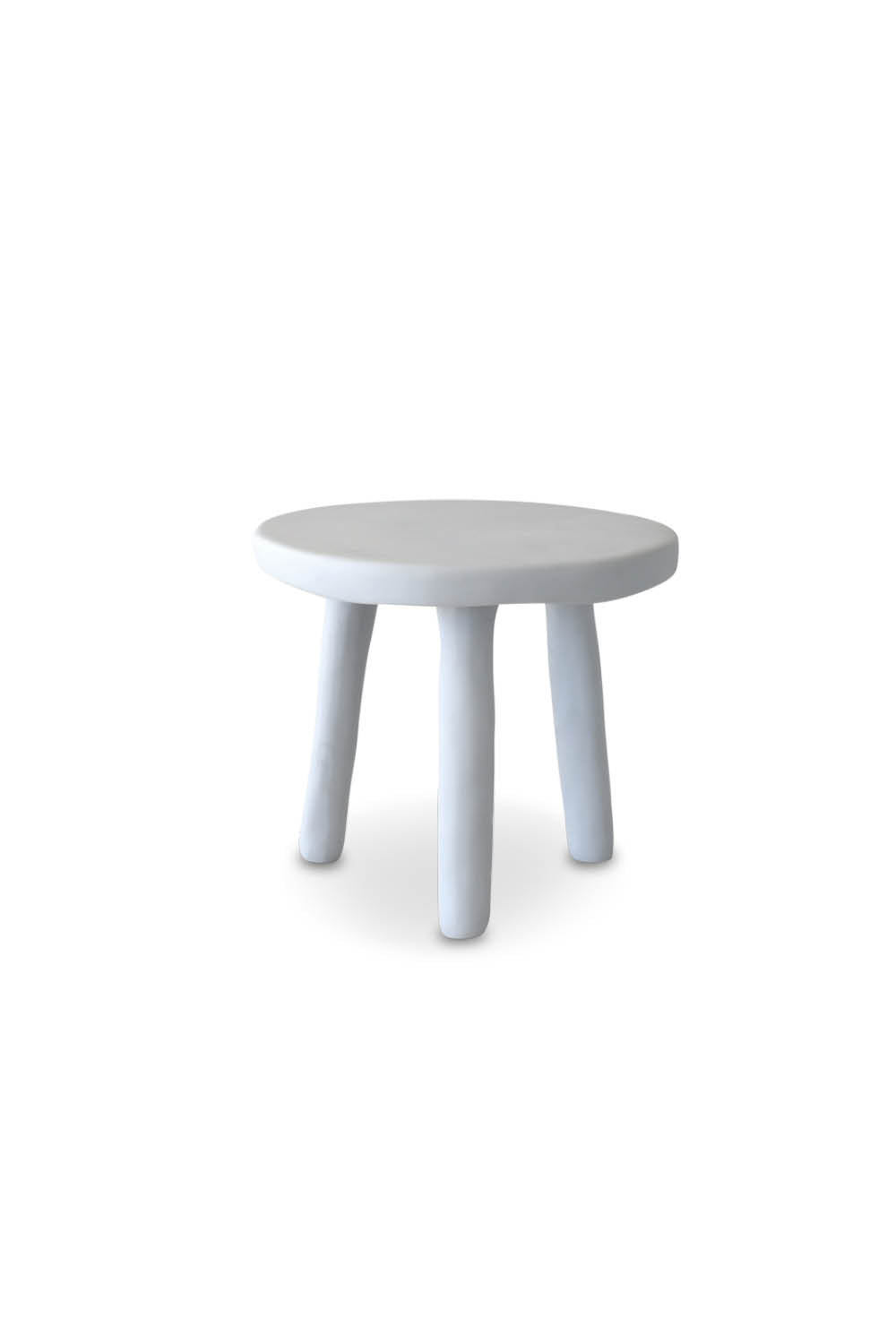 Milking Stool in Grey