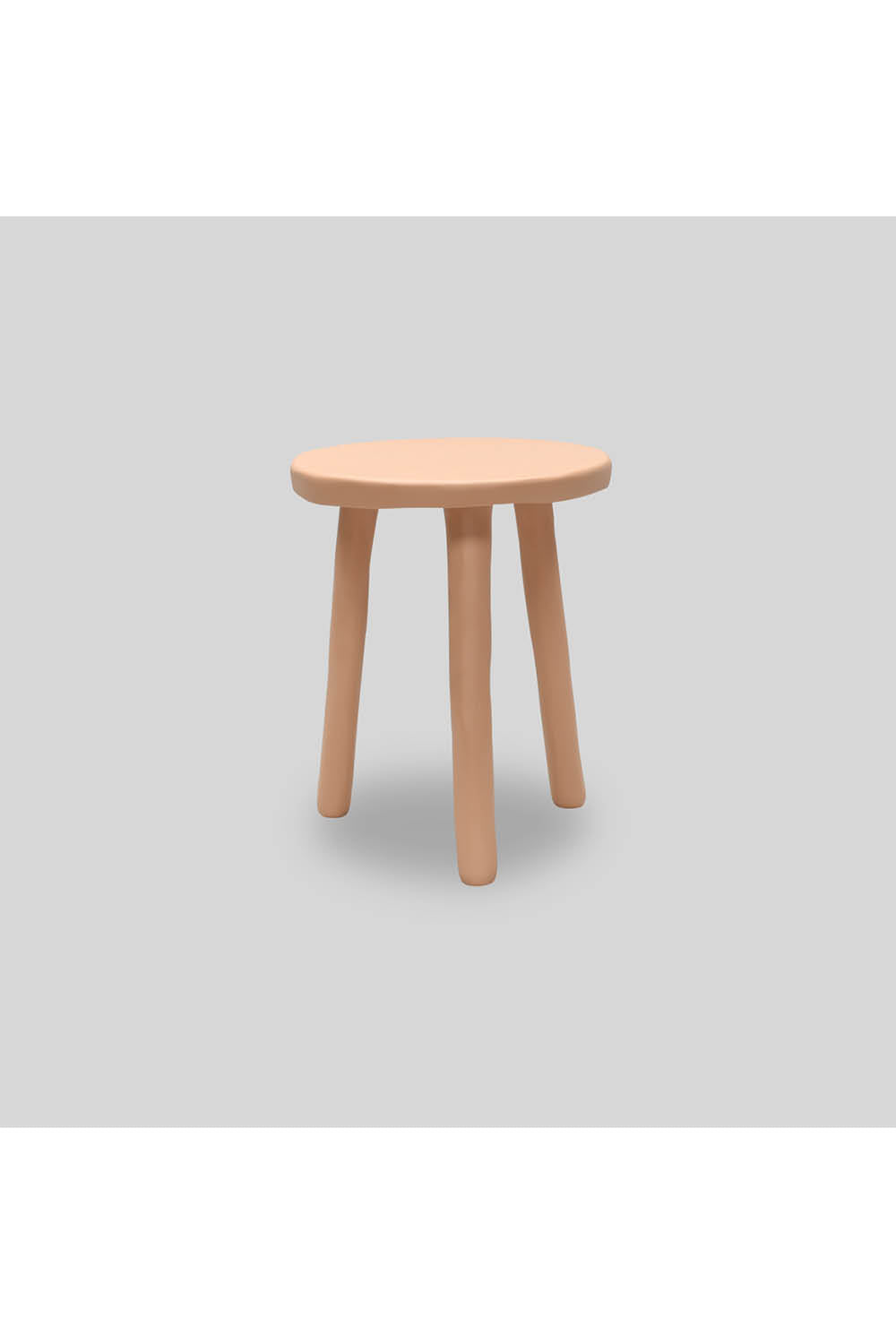 Side Table in Nude