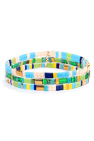 Tilu Green Tea Bracelet Set thumbnail