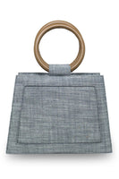 Echo Plain Denim Bag In Blue thumbnail
