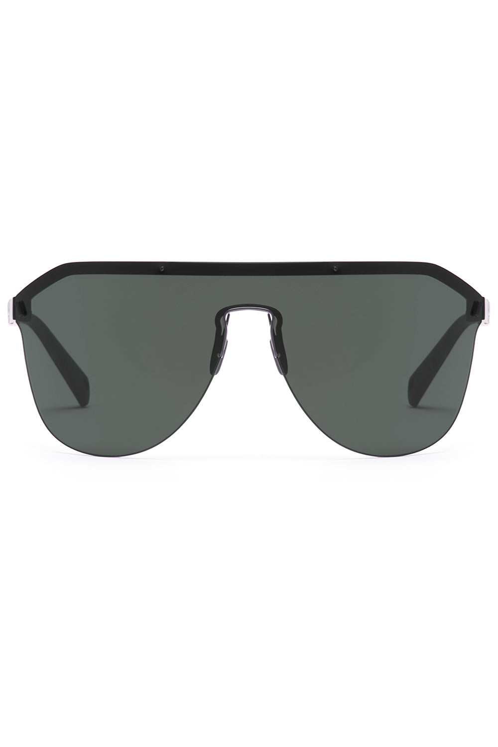 VIBE 02 Sunglasses in Black