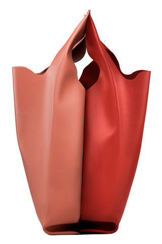 Xala Mix Bag in Salmon & Red