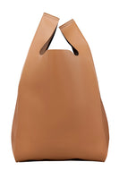 Xala Stitch Bag in Camel thumbnail