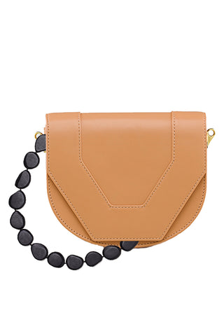 Xarriel Tagua Bag in Camel