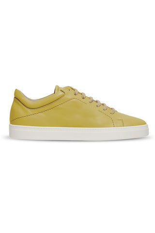 Neven Low Sneaker in Paprika Yellow