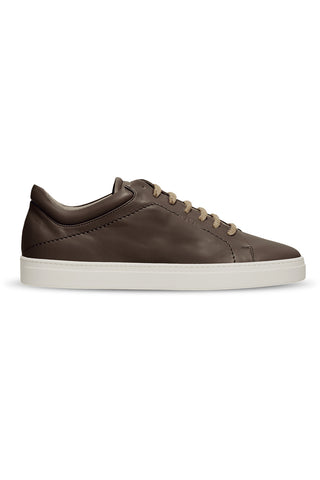 Neven Low Sneaker in Sequoia Brown