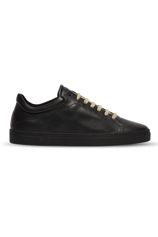 Neven Low Slate Sneakers in Black